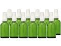 スプレーボトル60mlグリーン×12本