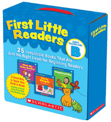 FIRST LITTLE READERS PARENT PACK B WITH CD (25 BOOKS & 1CD)