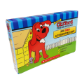 CLIFORD THE BIG RED  ADVENTURE SET WITH CD