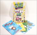 FLY GUY FUN READERS (5 BOOKS & 1 CD)
