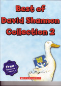 BEST OF DAVID SHANNON COLLECTION 2 (4 BOOKS; ALICE THE FAIRY, TOO MANY TOYS, DUCK ON A BIKE, A BAD CASE OF STRIPES + DECORATIVE WALL FRIEZE)