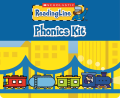 SCHOLASTIC READINGLINE PHONICS KIT WITH CD B品