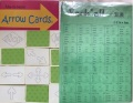 VERB ALL&VERB ALL 一覧表&ARROW CARDS