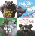 THE VERY..BEAR 4TITLES