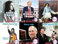 SCHOLASTIC ROOKIE BIOGRAPHIES- 6 TITLES