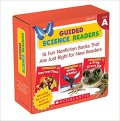 GUIDED SCIENCE READERS LEVEL A WITH CD