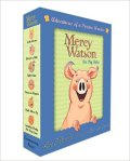 MERCY WATSON SIX PIG TALES WITH CDs