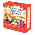 NONFICTION SIGHT WORD READERS LEVEL A WITH CD