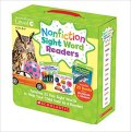 NONFICTION SIGHT WORD READERS LEVEL C WITH CD