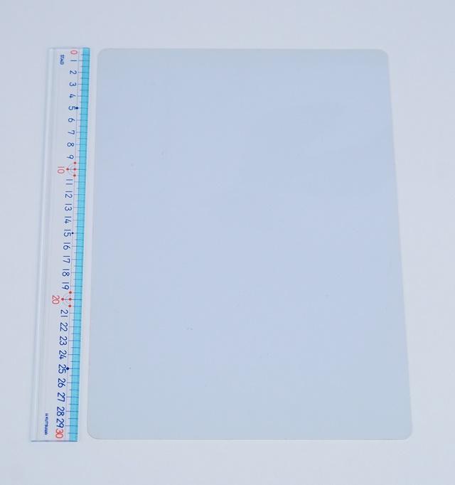 仕切り板(ラージ)~30cm水槽のショーベタ用仕切り板~