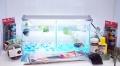 ショーベタ飼育スターターセット~水槽2点横置き用ベタ専用ヒーター付【送料無料】~おすすめ~!新LEDライト導入でお安くなりました!