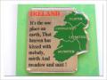 マグネット マップアイルランド