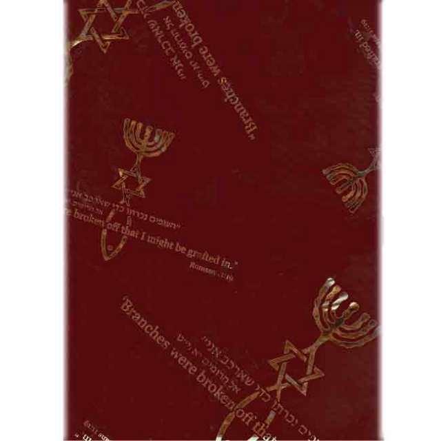 スカーフ グラフトイン ワインレッド