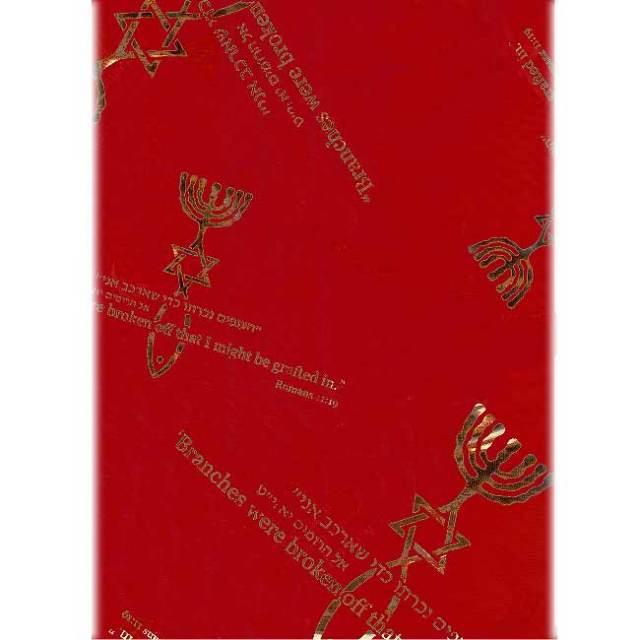 スカーフ グラフトイン 赤