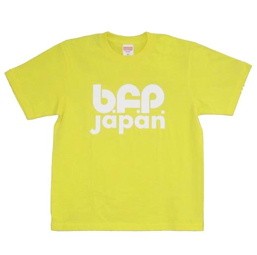 Tシャツ(日本製) S イエロー