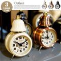 オルテス Orthez TABLE CLOCK CL-1269 置き時計 インターフォルム INTERFOM