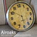 Airoaks 掛時計 CL-2159 インターフォルム