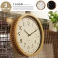 Corvish(コービッシュ) 掛け時計・ウォールクロック CL-2555 インターフォルム