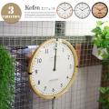 Kofen(コフェン) 掛け時計・ウォールクロック CL-2549 インターフォルム