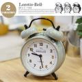 Loretto Bell(ロレト ベル) 置時計・テーブルクロック CL-2543 インターフォルム