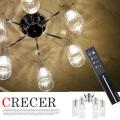クレセル(CRECER) リモートシーリングライト インターフォルム LT-7461 送料無料