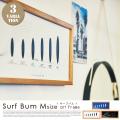 Surf Bum サーフバム アートフレーム(M) GD-3217 インターフォルム