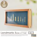 Landmarks ランドマークス アートフレームS GD-3227 インターフォルム