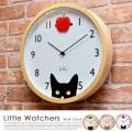 インターフォルム INTERFORM  リトルウォッチャーズ Little Watchers CL-2953 掛け時計