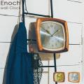 時計 イーノク 壁掛け時計 ウォールクロック クロック