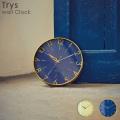時計 トゥリス 壁掛け時計 ウォールクロック クロック