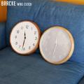 時計 Bracke Wall Clock 壁掛け時計 電波時計