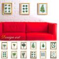 Plant Frame ジェイアイジー(JIG) リーフアート 全12タイプ