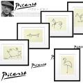 デザイナーズアート パブロ・ピカソ(Pablo Picasso) JIG 全5タイプ