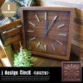J Design Clock CLD52267 掛時計