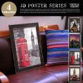アートフレーム 3D Poster Series2 JIG 全4タイプ
