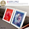 アートフレーム Andy Warhol Daisy1982 JIG 全2タイプ