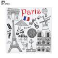 アート キャンバスアート パリ 絵画