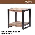センターテーブル フェルム インダストリアルサイドテーブル FERUM INDUSTRIAL SIDE TABLE 111001 ディーボディ d-Bodhi