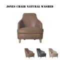 チェアー ジョーンズチェアー チェア 1P レザー 革 sofa ソファ