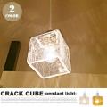 ペンダントライト クラックキューブ ペンダントライト 1灯 CRACK CUBE CC-40281 CC-40282