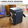 カメラ ペンシル シャープナー(camera pencil sharpner) KIKKERLAND