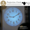 プロジェクションクロック Projection clok 1598 置き時計