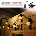 "Cable Light ""Battery box""電池式LEDライト"