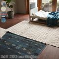 ラグ BAT NO.2 rug 50×80cm 絨毯 じゅうたん カーペット アウトドアラグ