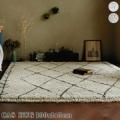 ラグ CAS rug 100×140cm マット 絨毯 じゅうたん カーペット
