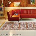 ラグ SIL rug 140×200cm マット 絨毯 じゅうたん カーペット