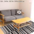 ラグ Ra 1804 rug 190×240cm マット 絨毯 じゅうたん カーペット