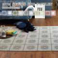 MUM RUG PAISLEY 200x250cm ラグ 絨毯 じゅうたん カーペット