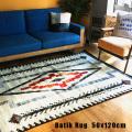 ラグバティックラグ 50x120マット 絨毯 じゅうたん カーペット