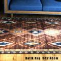 ラグバティックラグ 50x140マット 絨毯 じゅうたん カーペット
